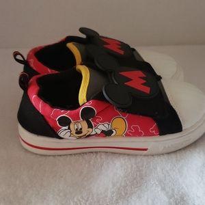 Mickey Mouse   Kid Tennis Shoe Sz. 9